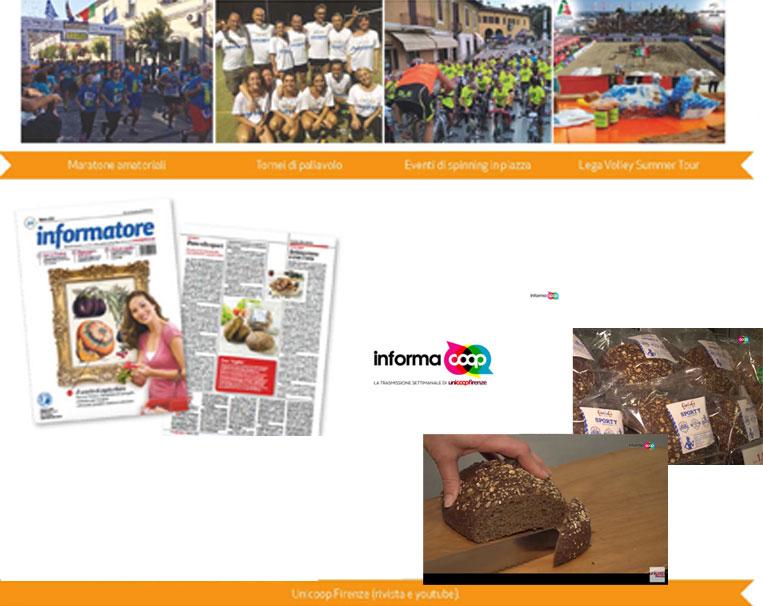 Articoli e Video su Panesporty